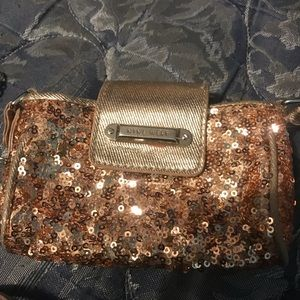 Nine West crossbody wallet